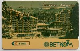 Borovets - Bulgaria