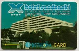 Hotel Sandanski - Bulgaria