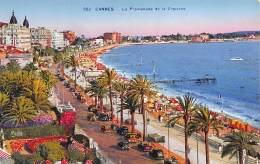 06 - CANNES - La Promenade De La Croisette - Cannes