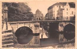 MECHELEN - Fonteinbrug En O.L.V. Hanswijckkerk - Malines
