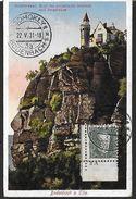 ! - Tchécoslovaquie - Carte Postale Datée De 1931 - Envoi De Podmokly (Bodenbach) Vers Allemagne - Czechoslovakia