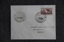"""Enveloppe 1er Jour TANANARIVE - """" Proclamation De La République Malgache"""". - Madagascar (1889-1960)"""