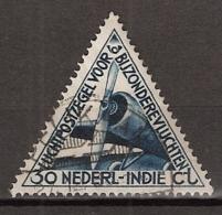 Ned Indie 1933 Luchtpost. NVPH L18  Gestempeld/used - Nederlands-Indië
