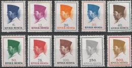 Indonesia 1964 Sukarno  MNH** - Indonesië