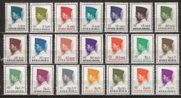 Indonesia 1966 Sukarno  MNH** - Indonesië