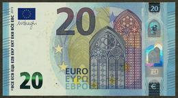 Germany - 20 Euro - R004 - RA3805640466 - Draghi - AUNC - EURO