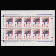 SOUTH AFRICA 1996 - Scott# 952A Sheet-Post Day MNH - Südafrika (1961-...)