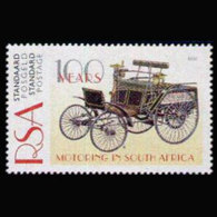 SOUTH AFRICA 1997 - Scott# 956 Motor Car Set Of 1 MNH - Südafrika (1961-...)