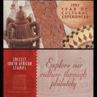 SOUTH AFRICA 1997 - Scott# 982c Booklet-Artifacts MNH - Südafrika (1961-...)