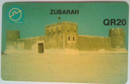 Zubarah QR 20 - Qatar