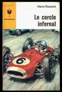 """ Le Cercle Infernal "", Par Pierre Hans RUESCH - E.O. MJ N° 330 - Sport, Aventures. - Marabout Junior"