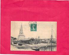 LA ROCHELLE - 17 -  Les Chantiers De Constructions Navales - NANT3 - - La Rochelle