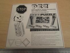 Page De Revue Des Années 70/80 : PUBLICITE  BONBONS PEZ DONALD , Format : 1/2  Page A4 - Pez
