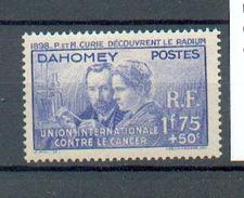 DAH 287 - YT 109 * - Dahomey (1899-1944)