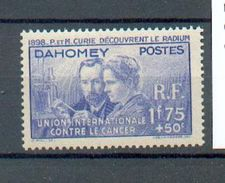 DAH 287 - YT 109 * - Dahome (1899-1944)