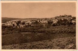 5THA 21 CPA - BUGEAT - VUE PANORAMIQUE - Autres Communes
