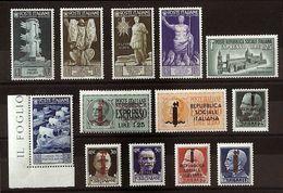 ITALIE - Neufs * Sauf 403 Neuf ** - Collections