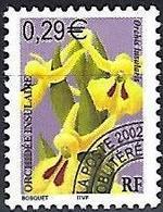 France 2002 - Mi 3594 - YT Po 244 ( Flowers : Orchids ) MNH** - Préoblitérés