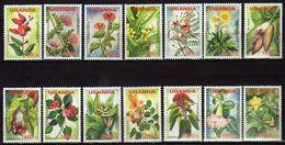 Uganda 2005 Flowers.Flowering Plants Of Uganda.full Serial.MNH - Uganda (1962-...)