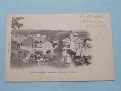 Environs De SEMUR - MONTZERON - Les USINES ( Ed. T M / Cliche G. Gallois ) Anno 1902 ( Zie Foto Voor Details ) ! - France