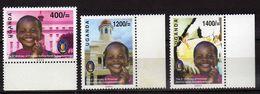 Uganda 2003 The 2nd Anniversary Of The Birth Of Princess Katrina-Sarah Ssangalyambogo Of Buganda.MNH - Uganda (1962-...)