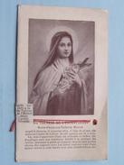 Ste Thérèse De L'Enfant Jésus ( Marie-Françoise-Thérèse MARTIN ) Naquit Alençon 1873 - Carmel Lisieux ( Zie Foto's ) ! - Godsdienst & Esoterisme