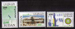 Sudan/Soudan  2006 The 50th Anniversary Of Independence **MNH - Sudan (1954-...)