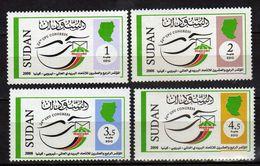 Sudan/Soudan  2007 Planned UPU Congress, Nairobi 2008.**MNH - Soudan (1954-...)