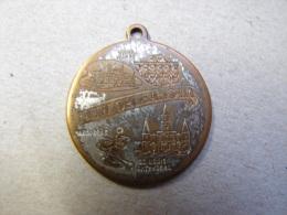 Méd. 10. Médaille En Laiton New Orleans. LA - USA