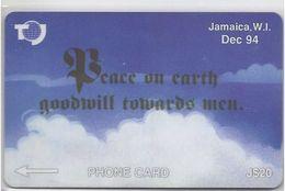 JAMAICA - PEACE ON EARTH - 19JAMC - Jamaica