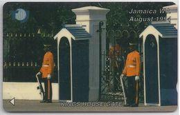 JAMAICA - KINGS HOUSE GATE - 18JAMA - Jamaica