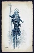 Statue Non Identifiée - Non Circulé - Not Circulated - Nicht Gelaufen - Autres