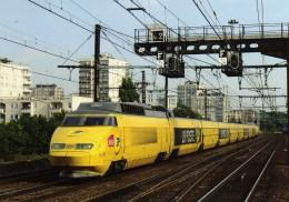 ACACF 227 - TGV Postal - VERT DE MAISONS - Commune D'ALFORTVILLE Et MAISONS-ALFORT - Val De Marne 94 - SNCF - Trains
