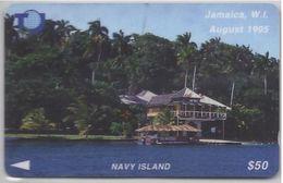 JAMAICA - NAVY ISLAND - 75JAMB - Jamaica