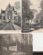 17 /1 2 / 407  - LOT  DE  5  CP  DE  TAVERNY  ( 95 )  Toutes Scanées - Postcards
