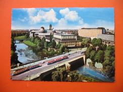 MUNCHEN.Deutsches Museum An Der Isar. - Strassenbahnen