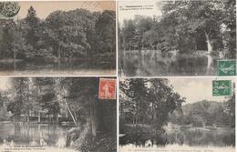 17 /1 2 / 413   -LOT  DE  24  CP  DE  MONTMORENCY  ( 95 ) Toutes Scanées - Cartoline