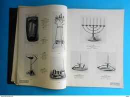 1905. GERMANY ANTIQUE CATALOG - STOCKIG & Co. DRESDEN - Stood , Watch , Travel Suitcase ... Deutschland Katalog RRRR - Catalogues