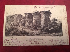 69 LYON Ancien   Aqueduc De Chaponost - Lyon