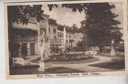 Abano Terme Padova Stabilimento Termale Reale Orologio 1946 - Padova