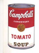 Andy WARHOL, Campbell's Soup, Pub - Warhol, Andy