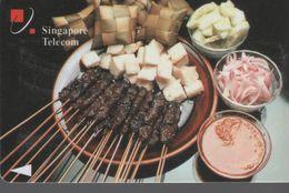 SINGAPOUR - $20 - Brochettes - Singapour