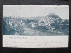 AK WEITRA B. Gmünd 1899 //// D*29380 - Weitra