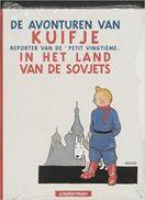 Tintin Hergé Soviets : De Avonturen Van Kuifje : In Het Land Van De Sovjets 1999 - Kuifje
