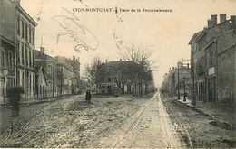 : Lyon : Montchat - Place De La Reconnaissance - Lyon 3