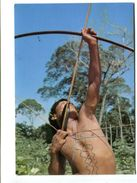 Cp - TIR A L'ARC - Guyane Française Indien Du Haut Oyapock Et De La Région Du Tumuc Humac - Tir à L'Arc