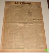 Le Figaro Du 16 Novembre 1944.(Metz..St Nazaire..FFI…) - Revues & Journaux