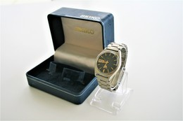 Watches : SEIKO AUTOMATIC 5  With Box - Nr. : 7009-3140 - Original  - Running - Excelent Condition - Watches: Modern