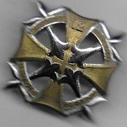 12e Régiment De Dragons  - Insigne   Drago 1157 - Hueste
