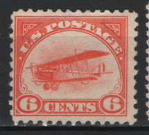 Stati Uniti 1918 Unif.A1 */MH VF/F - Air Mail